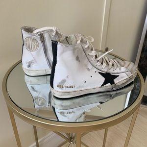 Golden Goose deluxe sneakers great condition 37